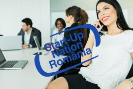 Centrul de Dezvoltare Smart Start-Up Nation Romania