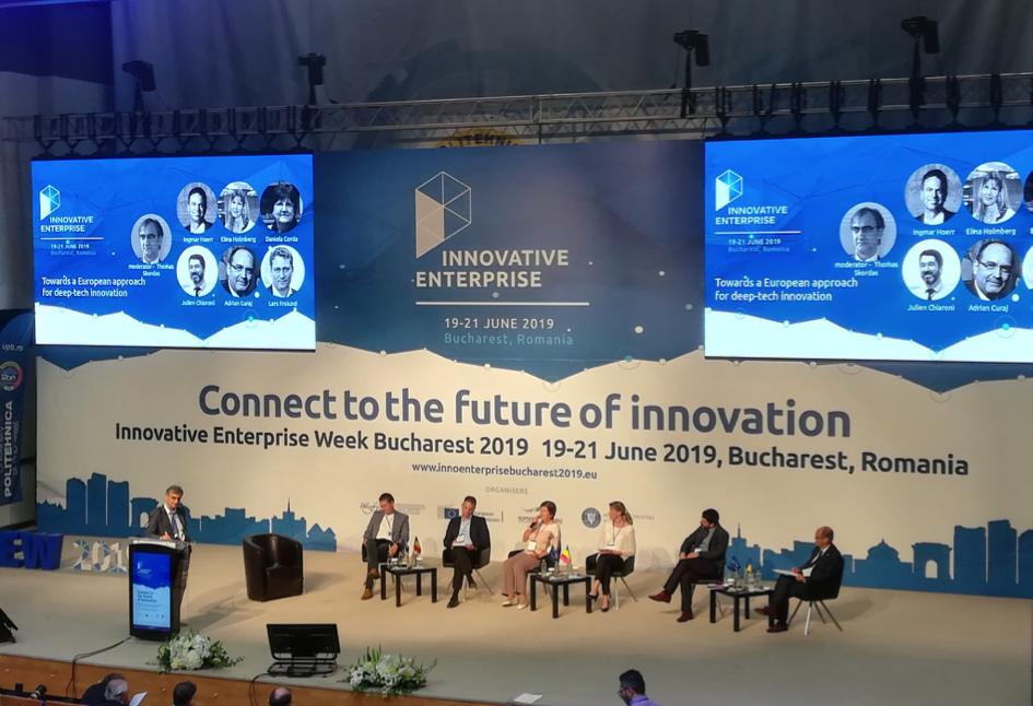 innovative enterprise week conferinta