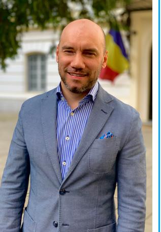 Iulian Cazacu Președinte Centrul de Dezvoltare SMART